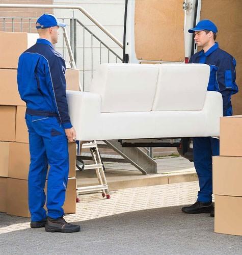 Профессиональная перевозка мебели с грузчиками в Краснодаре