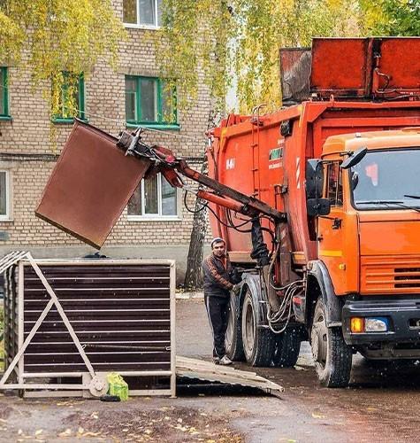 Услуги по вывозке мусора в Краснодаре