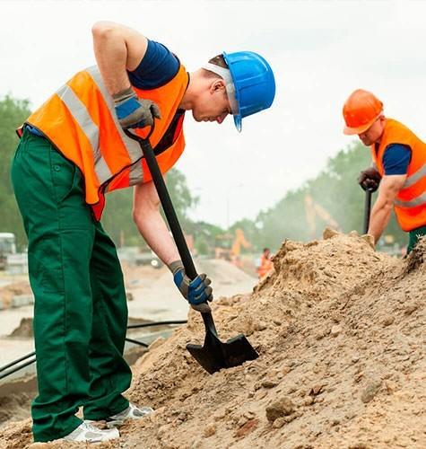 Услуги подсобных рабочих в Краснодаре