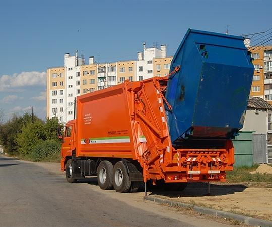 Вывоз мусора в Краснодаре и Краснодарском крае