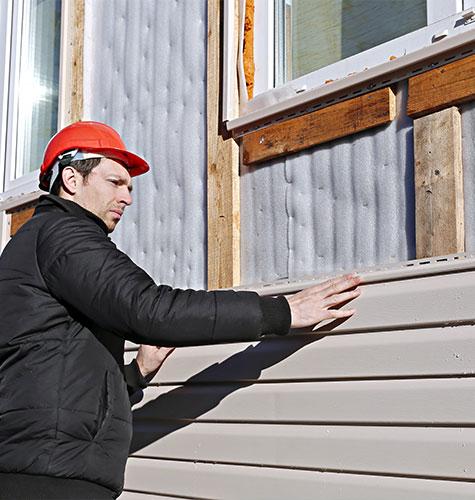 Отделка и ремонт фасада в Краснодаре