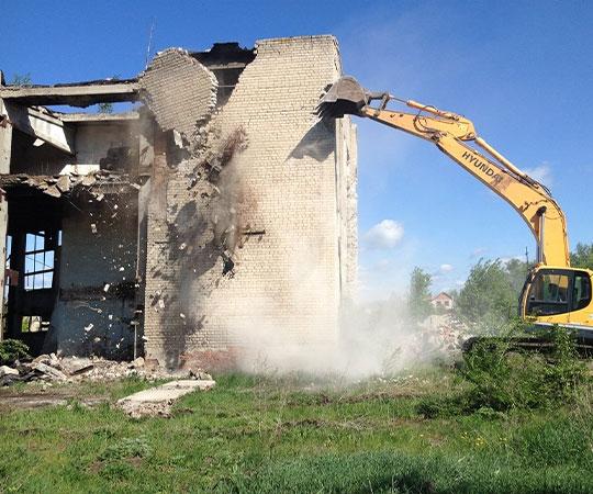 Демонтаж зданий в Краснодаре и Краснодарском крае