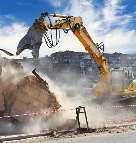 Услуги демонтажа в Краснодаре