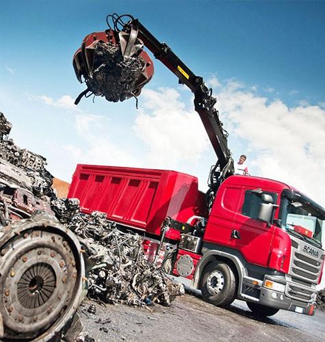 Вывоз мусора ломовозом в Краснодаре